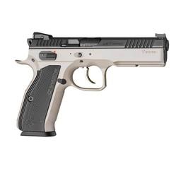 CZ 75 Shadow 2 , 5'' Barrel , 9mm Urban Grey Frame/Black Slide