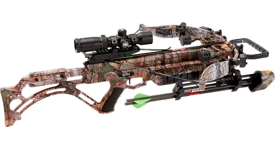 Excalibur Excalibur Micro Suppressor Crossbow Package 355FPS