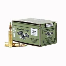 American Eagle American Eagle XM855 5.56 62 Grain (150-Rounds)