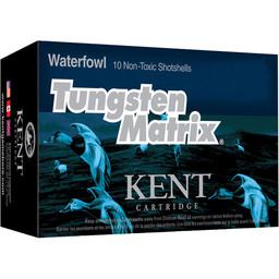 """Kent Kent Tungsten Matrix 20 Gauge 3"""" #5 (10 Rounds)"""