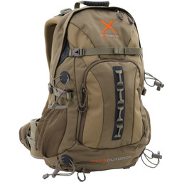 Alps Outdoorz Alps Outdoorz Pursuit X Coyote Brown Back Pack