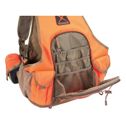 Alps Outdoorz Alps Outdoorz Upland Game Vest XL Blaze Orange