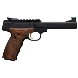 "Browning Browning Buckmark Plus UDX 22LR 5.5"" Barrel Brown Laminate Grips"