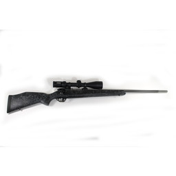 Weatherby CG-0034 USED Weatherby Mark V Accumark 7mm Wby. Mag. Rifle w/ Steiner GS3 3-15x Scope and RCBS Reloading Dies