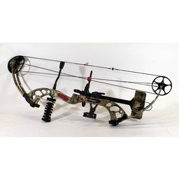 UB-215 USED PSE Stinger X Package LH 5-70lb Infinity Camo