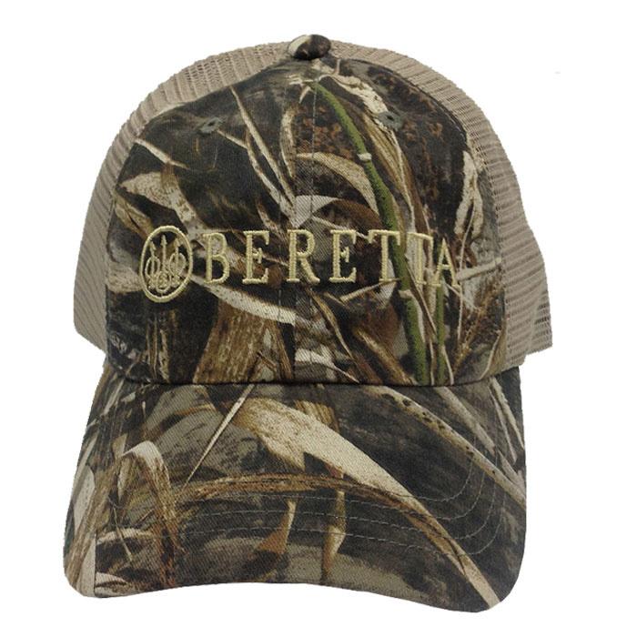 Beretta Beretta Trucker Hat Max-5 Embroidered Logo