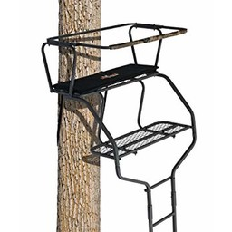 "Big Game Tree Stands Big Game ""Guardian"" XLT"" 2 person Tree Stand"