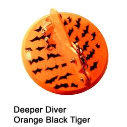 Dreamweaver Dream Weaver Deep Diver 107 Orange Black Tiger Finish