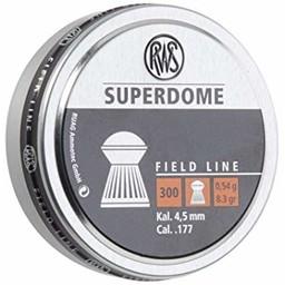 RWS Superdome .177 Cal 8.3 Grain Pellets (300-Count)
