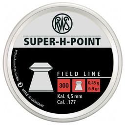 RWS Super H-Point .177 Cal 6.9 Grain Pellets (300-Count)