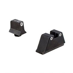 Trijicon Trijicon Glock 17/22 Suppressor Height Night Sight Set