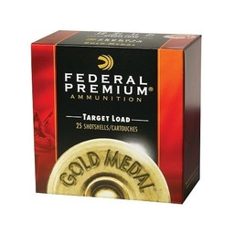 Federal Premium Federal Gold Medal Target 410 Gauge #9 1/2oz. (25-Rounds)