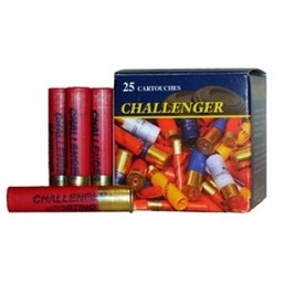 "Challenger Challenger 410 2 1/2"" Game Load Shot #6 1/2oz. (25-Rounds)"