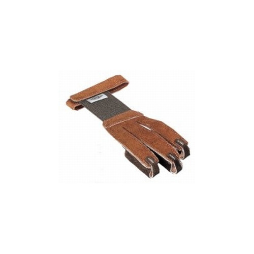 Neet Tan Suede Shooting Gloves Small