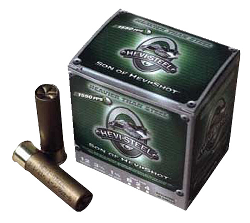 "Hevi-Shot Hevi-Shot HEVI-STEEL 12 Gauge 3"" Shot #BB 1500FPS (250-Rounds)"