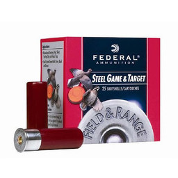"Federal Federal 20 Gauge Steel Game And Target 2 3/4"" # 7 (25 Rounds)"
