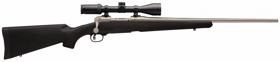 Savage Arms Savage 16/116 International Trophy Hunter XP Rifles w/ Weaver Scope