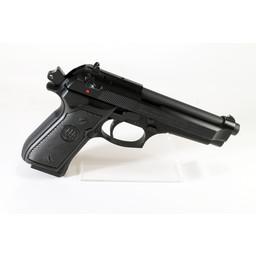 Beretta UHG-6737 BERETTA 92 FS 9 MM WITH CASE 2MAGS