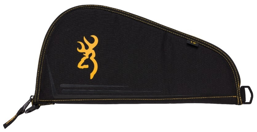 """Browning Browning Pistol Flex Case, Black and Gold 11"""""""