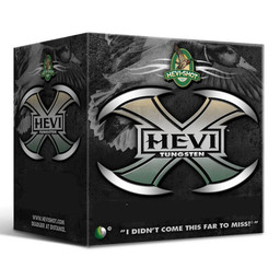 "Hevi-Shot Hevi-Shot HEVI-X Tungsten 20 Gauge 3"" #4 1400 FPS (25-Rounds)"