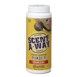 Hunter's Specialties Scent-A-Way Odorless Powder 4 Oz