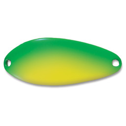 Acme Little Cleo C-100 1/3 Oz Green/Yellow