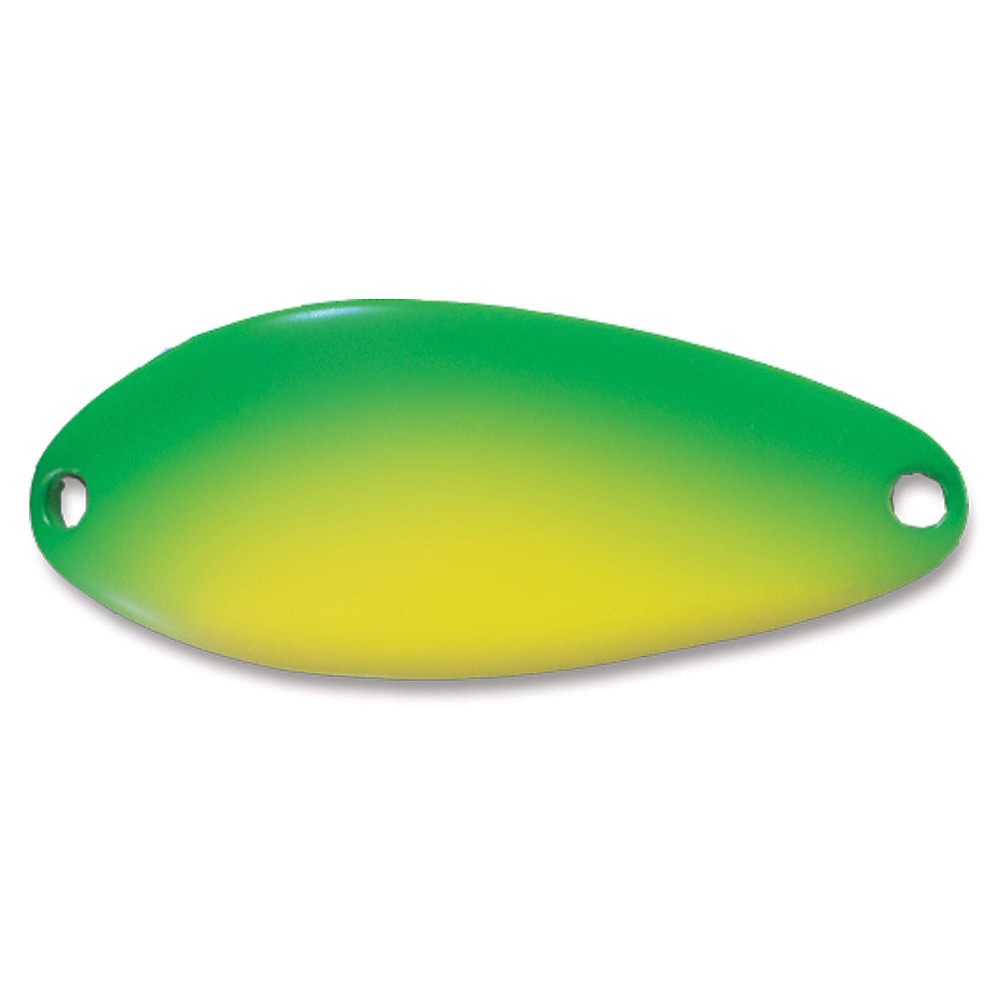 Acme Little Cleo C-100 1/3 Oz Green/Yellow