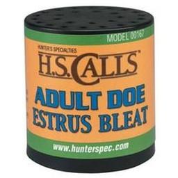 Hunter Specialties Doe Estrus Bleat Call