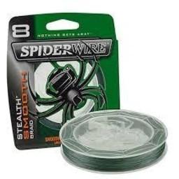 Spiderwire SpiderWire Stealth-Braid Translucent 20 Lb 200 Yards