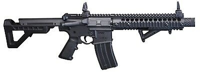 DPMS Panther Arms SBR BB Air Rifle 430 FPS Full Auto Co2 Powered