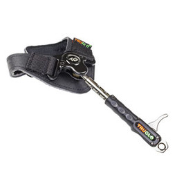 TruGlo Nitrus Dual Jaw Mechanical Leather Buckle Archery Release