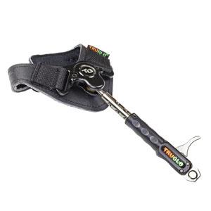 TruGlo Nitrus Dual Jaw Mechanical Leather Buckle Archery Release