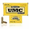 Remington Remington UMC .44 Rem. Mag. 180 Grain Jacketed Soft Point (50 Rounds)