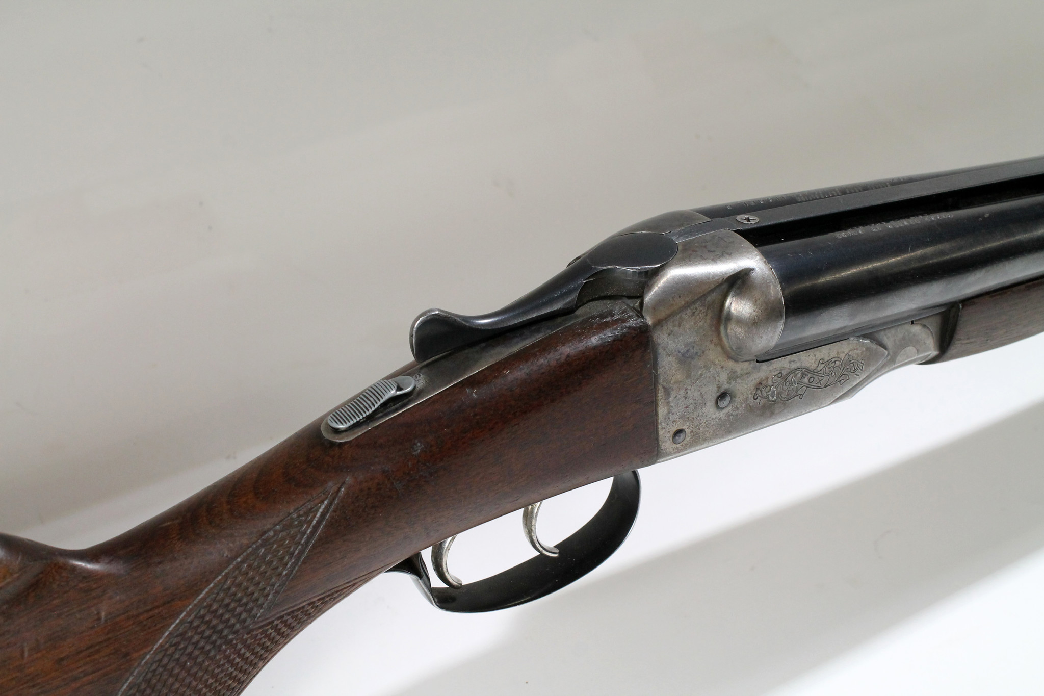 Savage Arms UG-13168 USED Savage Fox S/S 12 Gauge w/ Full and Modified Choke