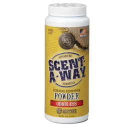 Hunter Specialty Scent-A-Way Powder 4 Oz