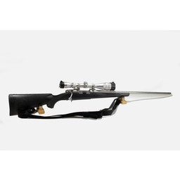 UG-13180 USED Winchester Model 70 Classic Stainless/Synthetic .300 Win. Mag. w/ Tasco Silver 4-16X Scope