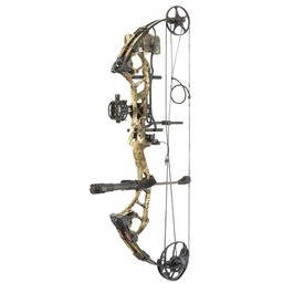 "PSE Stinger Max Pro Package Right Hand Strata Camo Black Limbs 29"" 70#"