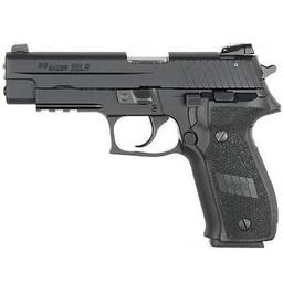 "Sig Sauer P226R 22LR 4.6"" Barrel Black Nitron Finish Adjustable Sights"