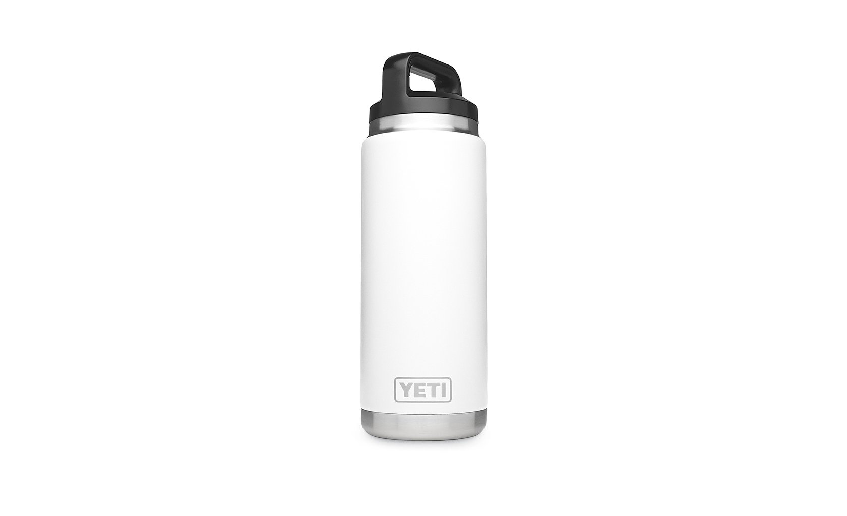 YETI YETI Rambler 26 Oz White Bottle (769ML)