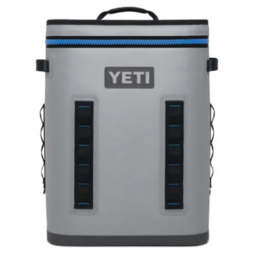 YETI YETI International Hopper Backflip 24 Fog Grey Backpack Cooler