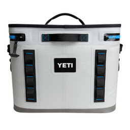 YETI YETI International Hopper Flip 18 Fog Grey Cooler