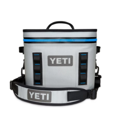 YETI YETI International Hopper 12 Fog Grey Cooler