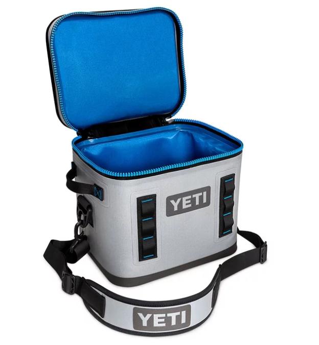 YETI YETI International Hopper 12 Fog Grey Cooler