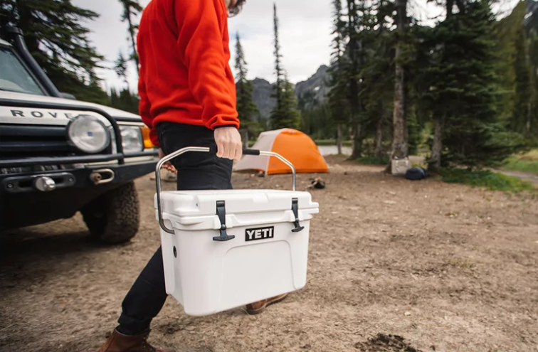 YETI YETI Roadie 20 Tan Cooler