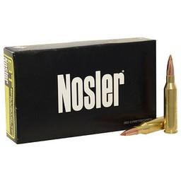 Nosler Nosler 6.5 Creedmoor 120 Grain Ballistic Tip (20 Rounds)