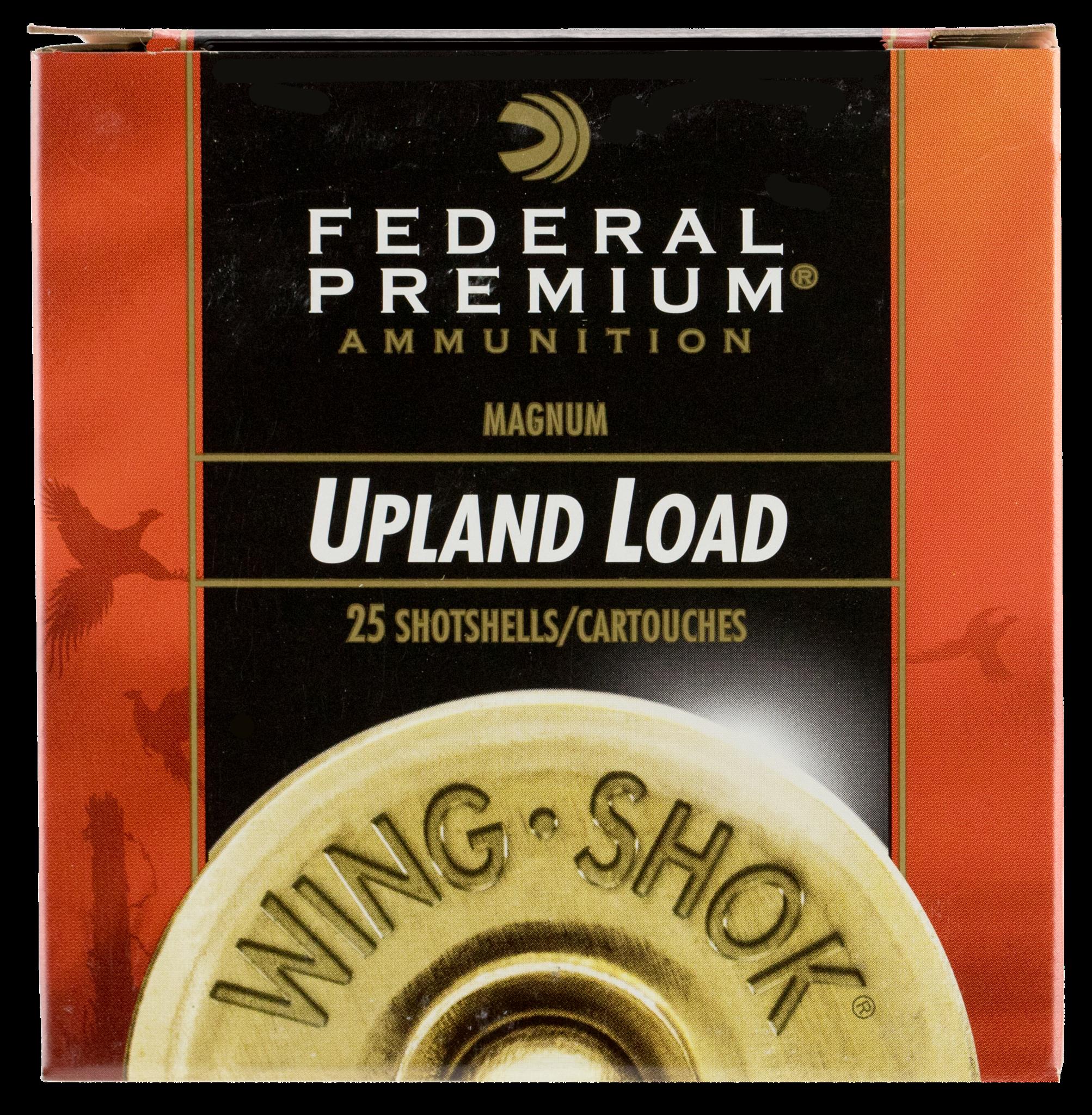 "Federal Premium Federal Upland 20 Gauge 3"" 1 1/4 Oz #5 (25 Rounds)"