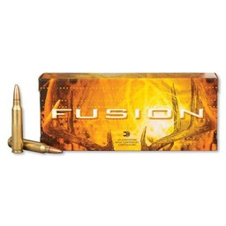 Federal Federal Fusion .223 Rem. (20-Rounds) 62 Grain