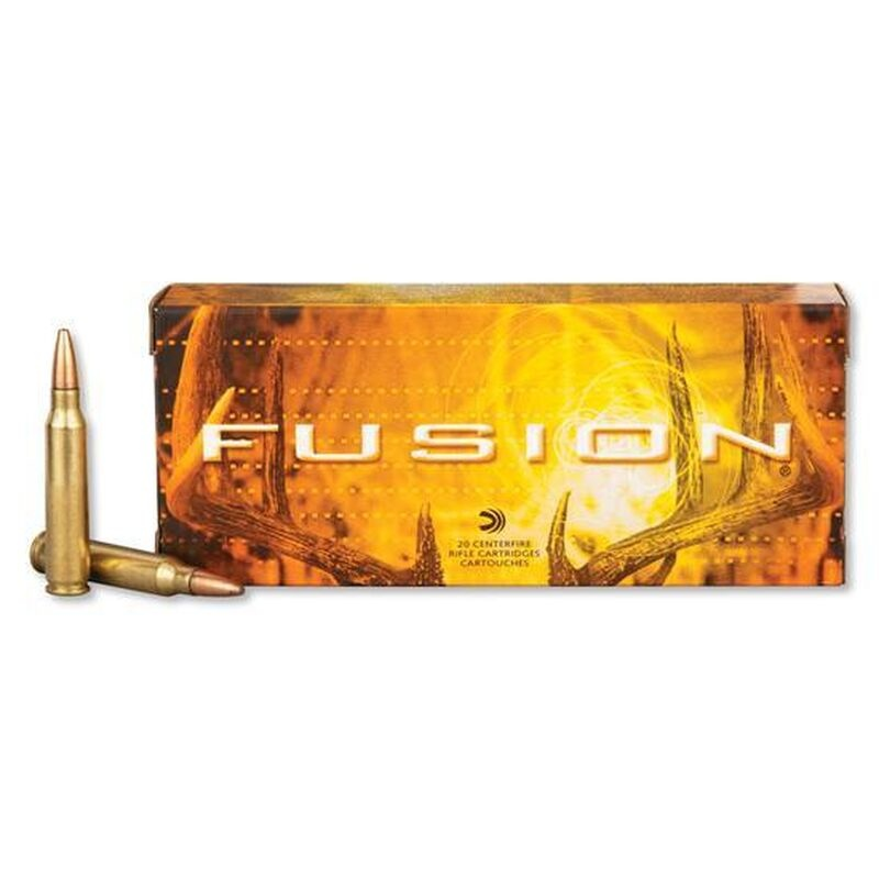 Federal Federal Fusion .223 Rem. (20 Rounds) 62 Grain