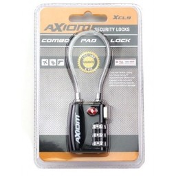 Axion Combination Cable Lock