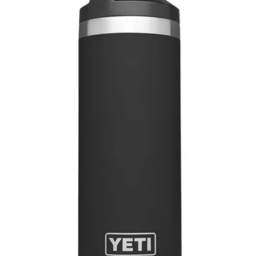 YETI YETI Rambler 18oz 532mL Bottle Black